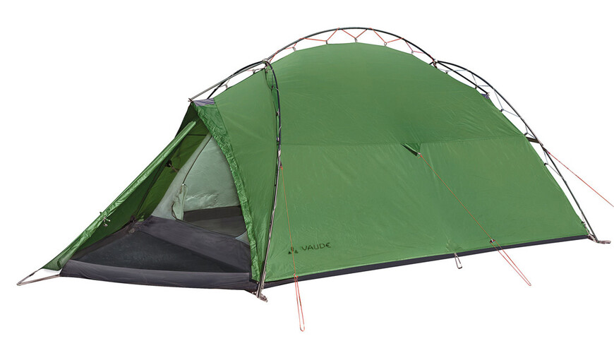 VAUDE Mark Travel 3P tent groen